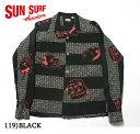 "MAUNA KEA GALLERIES × SUN SURFRAYON L/S""NOH-MEN""Style No.SS37790MGLS"