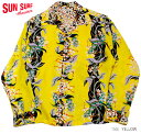 "SUN SURFRAYON L/S""KAHILI GINGER""Style No.SS28016"