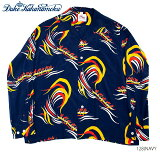 "DUKEKAHANAMOKUSPECIALEDITIONRAYONL/S""MONSTERA""StyleNo.DK26795"