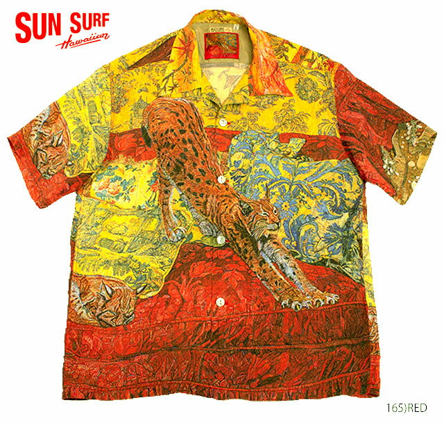 "SUN SURFKEONI OF HAWAIIRAYON S/S ""LOUNGE AROUND""by MIMI YOKOOStyle No.SS38200"