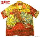 "SUN SURFKEONI OF HAWAIIRAYON S/S ""LOUNGE AROUND""by MIMI YOKOOStyle No.SS38200"