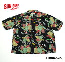 "SUN SURFRAYON S/S""HAWAIIAN KAHILI""Style No.SS37454"