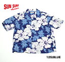 "SUN SURFRAYON S/S""HIBISCUS BLOOM""Style No.SS37457"