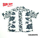 "SUN SURFRAYON S/S""ISLAND FLORAL""Style No.SS37461"