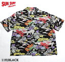 "SUN SURFRAYON S/S""ORIENTAL GARDEN IN HAWAII""Style No.SS37779"