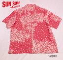 "SUN SURFRAYON S/S""HOKULANI PALMS""Style No.SS37147"