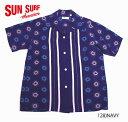 "SUN SURFRAYON S/S""DUKE'S MEDALLION""Style No.SS35664"