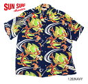 "SUN SURFRAYON S/S""BUG EYED FISH""Style No.SS35665"