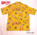 "SUN SURFRAYON S/S""KAHILI HAWAII""Style No.SS37135"