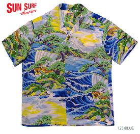 "SUN SURFRAYON S/S""LAND OF RISING SUN""Style No.SS38317"