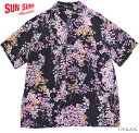 """SUN SURFRAYON S/S""""CHERRY BLOSSOMS""""Style No.SS38319"""