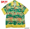 "SUN SURFRAYON S/S""OCTOPUS AND FRIENDS""Style No33327"