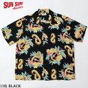 "SUN SURFRAYON S/S""MACINTOSH UKULELE""Style No.SS38565"