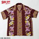 """SUN SURFRAYON S/S""""POLYNESIAN BORDER""""Style No.SS38568"""
