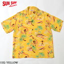 """SUN SURFRAYON S/S""""SOUTHSEA TRIP""""Style No.SS38578"""