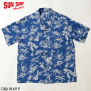 """SUN SURFRAYON S/S""""HISTORY OF PARADISE""""Style No.SS38580"""