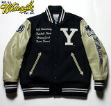 "WHITESVILLE×YALEホワイツビルイェール大学30oz.WoolMeltonAwardJacketCollaborationModel""YALE""No.WV14219"