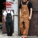 ROUND HOUSE ダック オーバーオール ラウンドハウス メンズ レディース サロペット オールインワン つなぎ 作業服 【楽ギフ_包装】 【楽ギフ_メッセ】 #83#383
