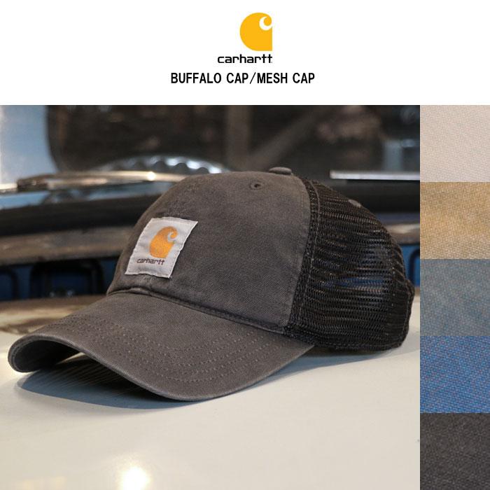 Carhartt(カーハート)BUFFALO CAP バッファローキャップ/全5色