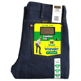 Wrangler ラングラー #936 スリムフィットジーンズ 14.75oz Rigid【楽ギフ_包装】【楽ギフ_メッセ】