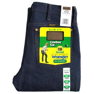 # 936 Slim fit jeans /Rigid Wrangler ( Wrangler )