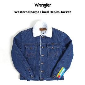 Wrangler(ラングラー) デニムボアカウボーイジャケット/Gジャン