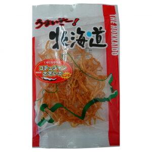 三友食品 珍味/おつまみ うまいぞー!北海道 コチュジャンさきいか(ピリ辛) 60g×20袋