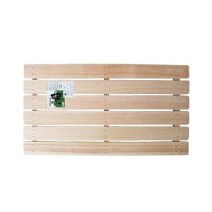 市原木工所 日本製 湯殿すのこ(並タイプ) 中 85×47cm 084107