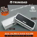 TRiNiDAD(トリニダード) オールアルミダーツケース SLIM ブラック
