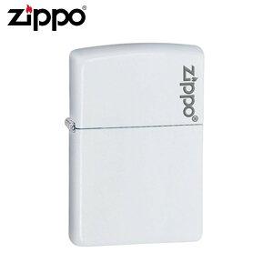 ZIPPO(ジッポー) オイルライター 214ZL ホワイトマット