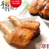 手羽餃子9本