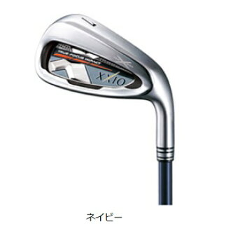 Point up (5723) Dunlop XXIO10 one piece of article iron navy one piece of article MP1000 carbon shaft 4I,5I,AW,SW (ダンロップゼクシオテンアイアンネイビー MP1000 carbon shaft) XXIO10