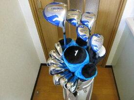 【中古】[7282]【あす楽】【ABランク】中古 ゴルフクラブ 12本 フルセット カタナゴルフ SWORD GP-7 12本 フルセットKATANA Golf SWORD GP-7 12 Set/Speeder Five/R/1W.3W.5W.U4.U5.6I-9I.PW.AW.SW/10.5度(1W)