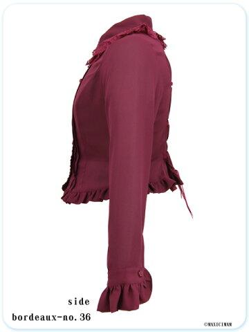 ローズブランシュブラウス(ゆめかわいい大きいサイズ)LVW7001【マキシマム/大きいサイズ/ロリータ/甘ロリ/ゴスロリ/アリス】
