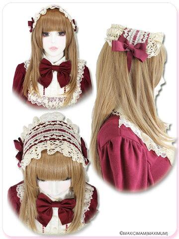 プリンセスローズヘッドドレス8PH004