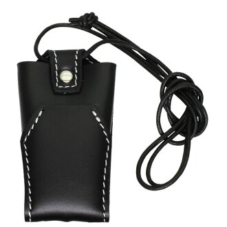 It is type dart case type 2 black X white for a neck made of joker driver X third genuine leather