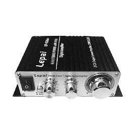 LP-2020A+Lepai デジタルオーディオアンプ TA2020 Dgital Amplifier搭載♪ACアダプタープレゼント♪【10800円で送料無料】