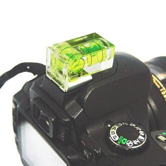 AseiwaA camera machine parts hot Shoo cover leveller single-lens reflex camera compact 2way level double (A00803)