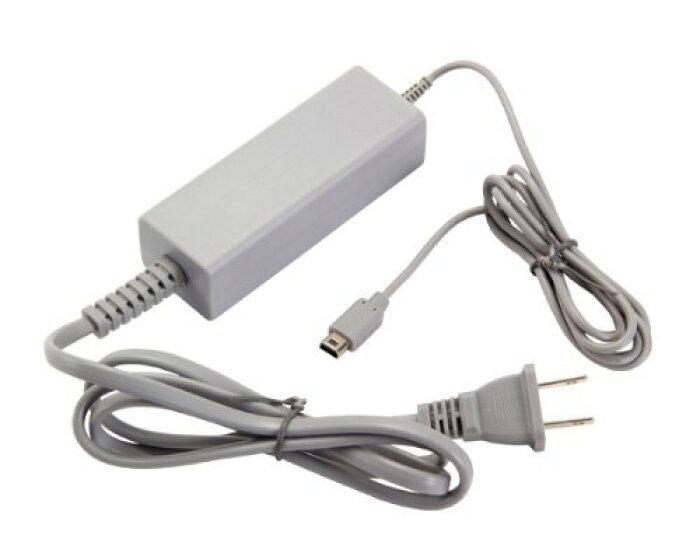 任天堂Wii U本体 GamePad/ゲームパッド/充電スタンド用 ■ 充電器/ACアダプター 互換品