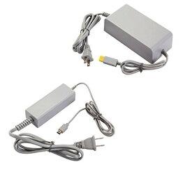 任天堂 Wii U 本体専用 ACアダプター+Wii U 専用 GamePad ゲームパッド 充電 ACアダプター Nintendo 新品 互換品 ポイント消化