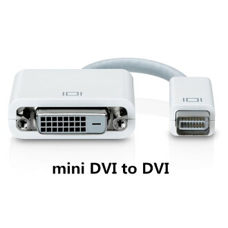 Mac Apple for DVI-DVI Mini adapter