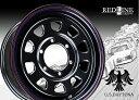 ■ U.S.Daytona デイトナ ■ブラックカラー ホイール4本セット200系ハイエース推薦サイズ!!