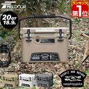 1年保証 クーラーボックス 小型 18.9L/20QT ハードクーラーボックス クーラーBOX クーラーバッグ 釣り キャンプ BBQ …