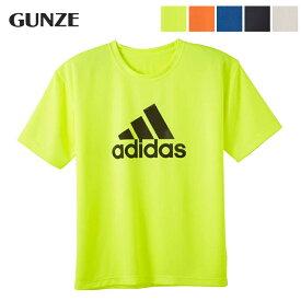 グンゼ GUNZE アディダス adidas インナーTシャツ APU013A
