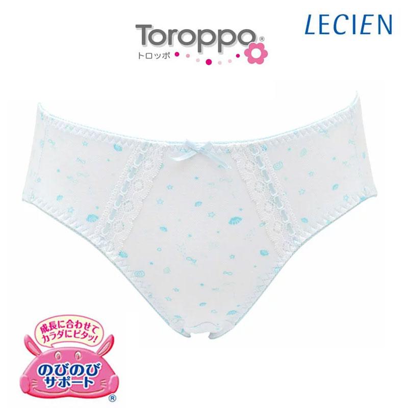 ルシアン LECIEN Toroppo トロッポ レディース プリガール ジュニア マリンプリントペアショーツ M Lサイズ 16326