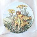 WEDGWOOD タンジー フェアリー Tansy Fairy エゾヨモギギク 花の妖精が可愛らしいフラワー フェアリー 絵皿 シシリー メアリー バーカ…