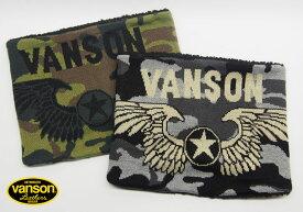 VANSON[バンソン] フライングスター ネックウォーマー/NVNW-601【バンソンの新作ネックウォーマー!】