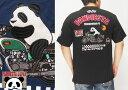 パンディエスタ PANDIESTA 熊猫モーターズ 和柄Tシャツ/錦パンダ/557219/送料無料【パンディエスタの新作が登場!】