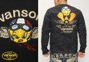 VANSON[バンソン] ルーニーテューンズ ロングTシャツ/LTV-732/送料無料【VANSON(バンソン)から新作アイテムが登場!!】