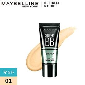 メイベリン SP BB モイストマット 01 ナチュラル オークル(30ml)【メイベリン】